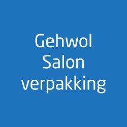 Gehwol Salonverpakking
