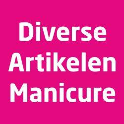 Diverse Artikelen Manicure